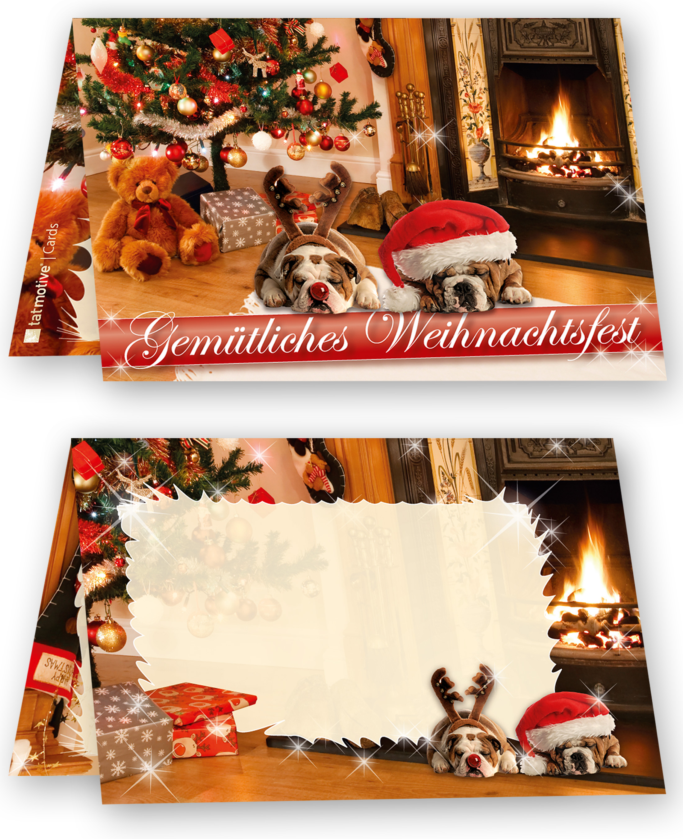 geschenkanh nger weihnachten lustig 50 st ck tischkarten. Black Bedroom Furniture Sets. Home Design Ideas
