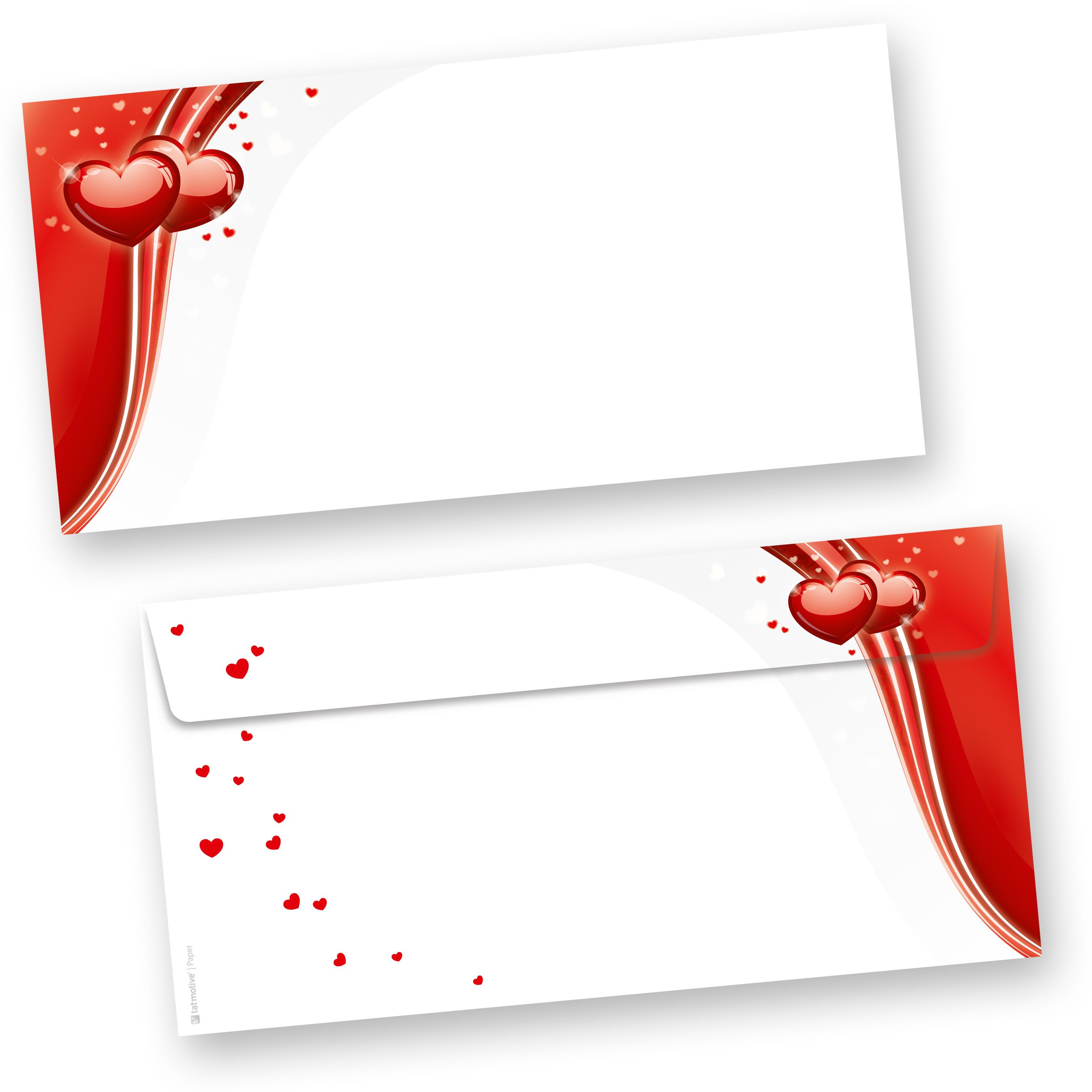 25-Motiv-Briefpapier-Set-Liebesbrief-DIN-A4-mit-Umschlaege-OVP